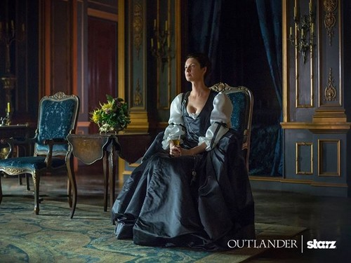 outlander série de televisão 2014 wallpaper with a bridesmaid called Outlander Season 2 First Look