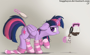 PONIES BECAUSE WHY NOT