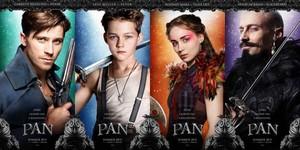Pan (2015) Poster