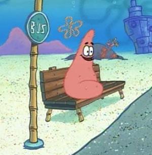 Patrick سٹار, ستارہ