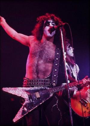 Paul ~Detroit, Michigan…May 16, 1975 (Cobo Hall)