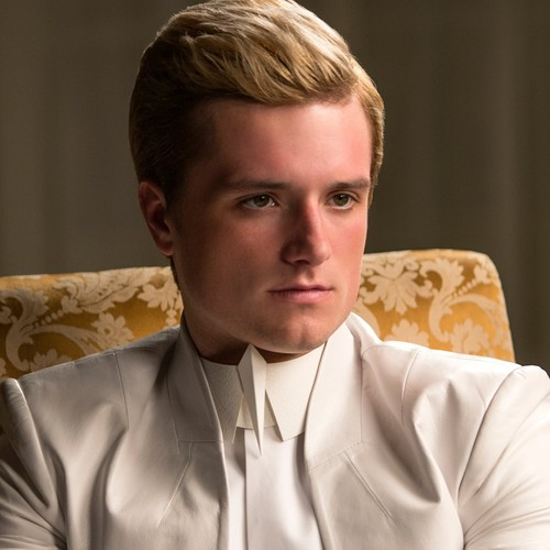 The Hunger Games achtergrond titled Peeta Mellark