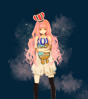 Perona // One Piece