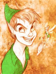 Peter Pan Fan-Art