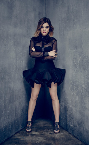 Pretty Little Liars Aria Season 6b Portrait