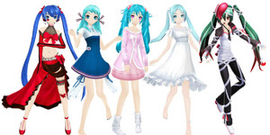 Project Diva X - New Miku Modules