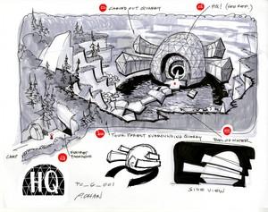 Psychonauts HQ Concept Art