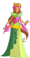 क्वीन Flora