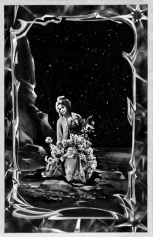 Queen of spazio - Greta Garbo