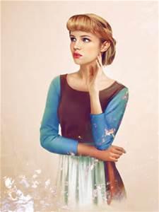 Realistic Cinderella
