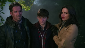 Regina, Henry and Robin