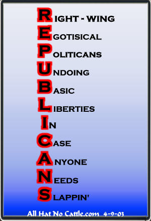 RepublicanDefinition