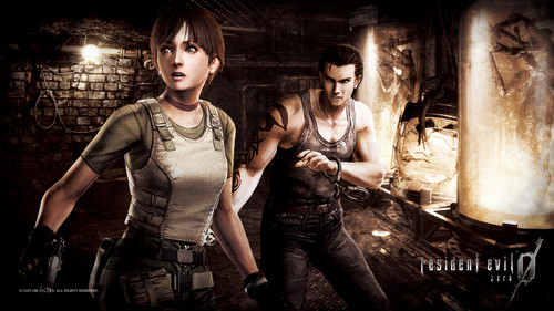 Resident Evil wallpaper entitled Resident Evil 0 Hd Remaster Wallpaper 7