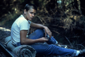 River Phoenix as Chris Chambers in Stand par Me