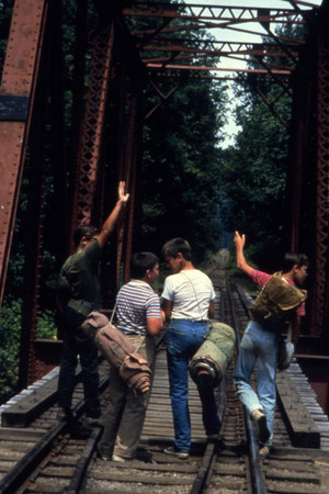 River Phoenix as Chris Chambers in Stand By Me