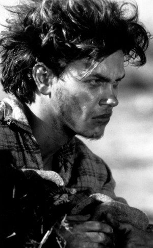 River Phoenix as Talbot Roe in Silent Tongue