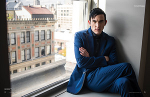 Robin Lord Taylor ~ Composure Magazine