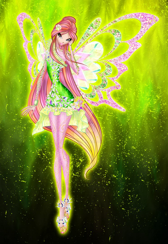 The Winx Club wallpaper called Roxy Tynix
