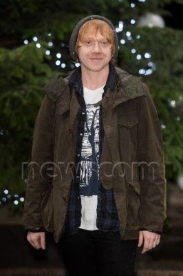 Rupert at Starlight Charity Natale Party