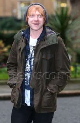 Rupert at Starlight Charity क्रिस्मस Party