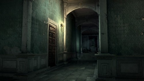 The Evil Within Wallpaper Ruvik: The Evil Within Images Ruvik's Mansion Wallpaper And