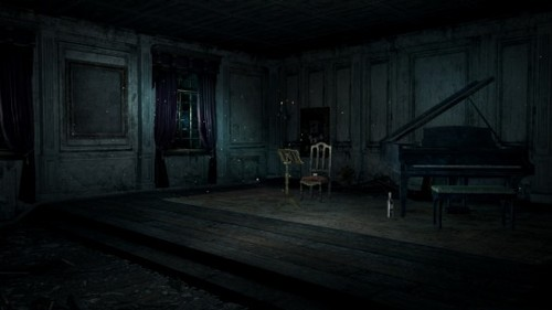 The Evil Within Images Ruvik's Mansion Wallpaper And