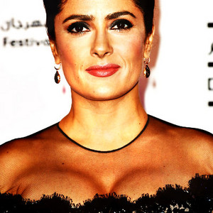 Salma Hayek Fan Art