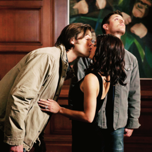 Sam, Genevieve and Dean