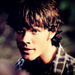 Sam-dead in the water  - supernatural icon