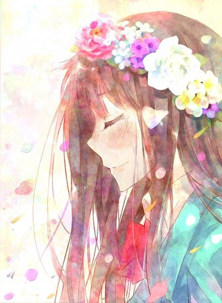 Romance Anime Manga Images Sawako Kuronuma Kimi Ni Todoke Wallpaper And Background Photos
