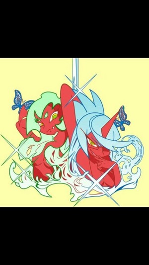 Scanty And Kneesocks Soundtrack Cover