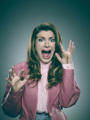 Scream Queens - Season 1 Portrait - Nasim Pedrad as Gigi Caldwell