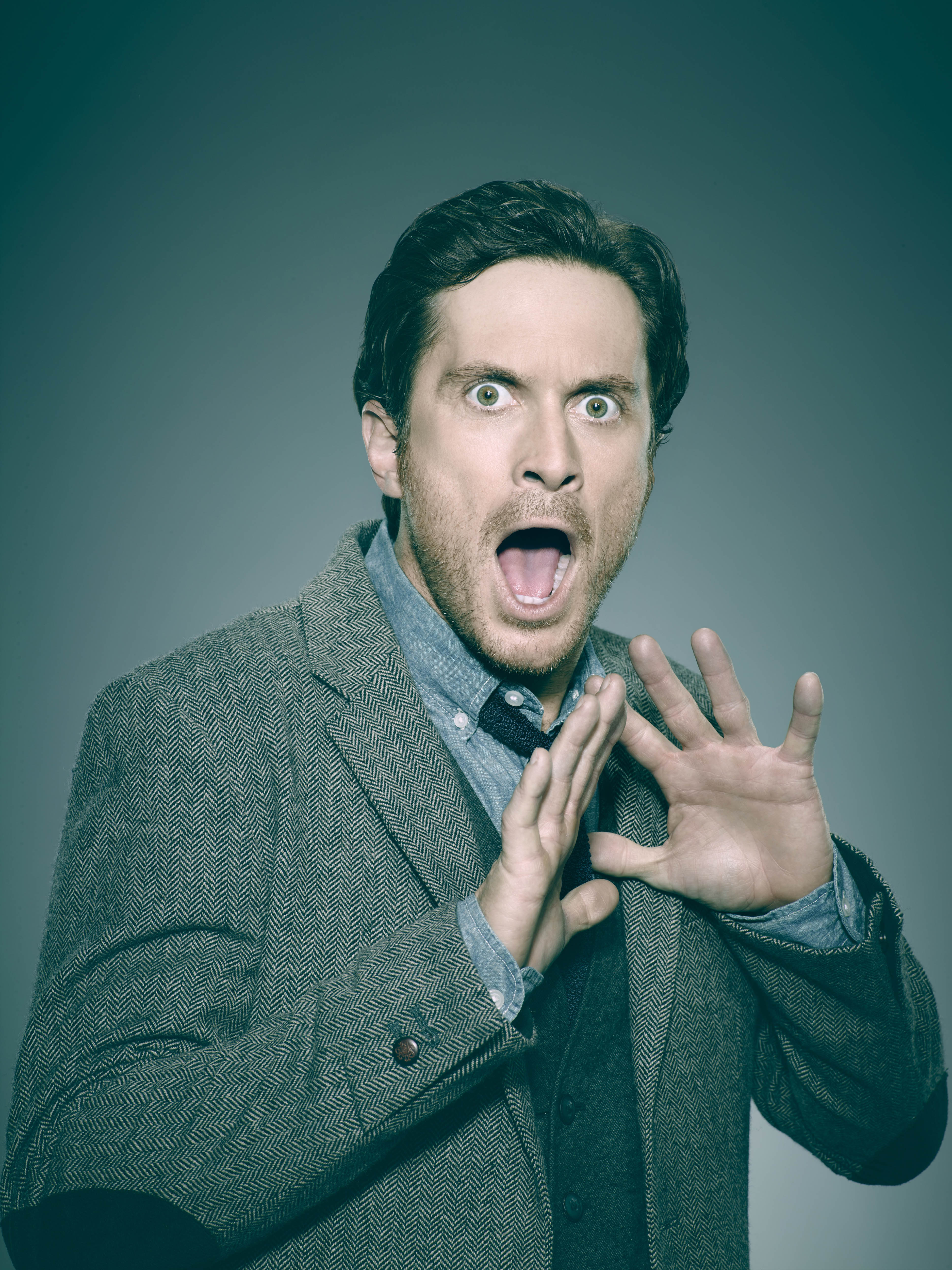 Scream Queens - Season 1 Portrait - Oliver Hudson as Wes Gardner