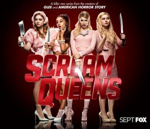 Scream Queens - Season 1 Poster