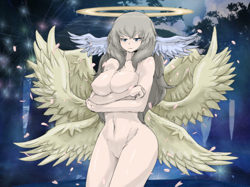 Monster Girl Quest wolpeyper probably containing anime called Seraph Eden
