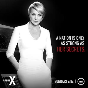 Sharon Stone (Agent X).