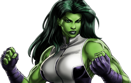 She Hulk Dialogue 1