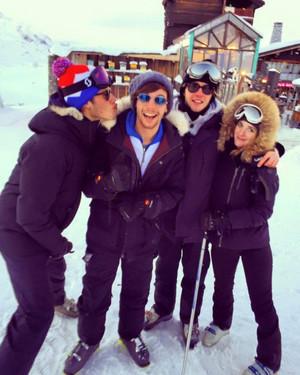 Ski trip in Val d'Isère