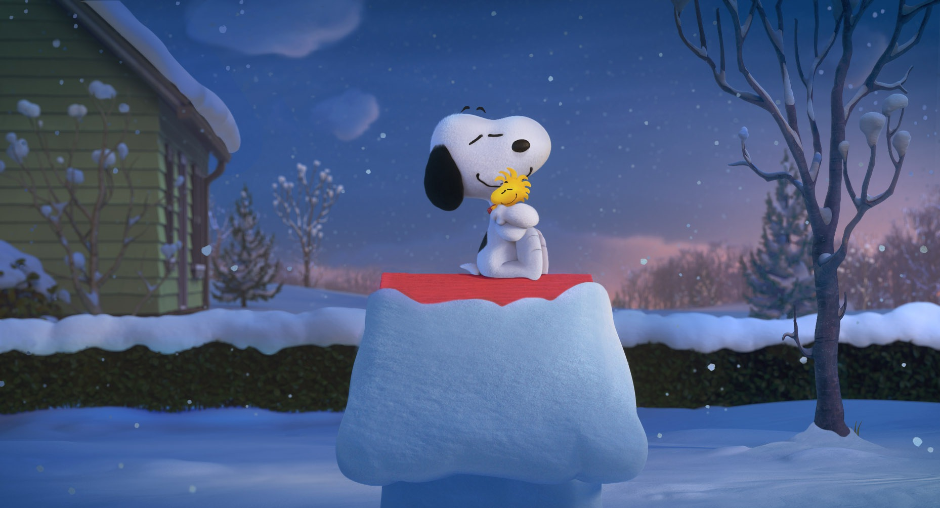 Peanuts Images Snoopy And Woodstock Hd Wallpaper And Background