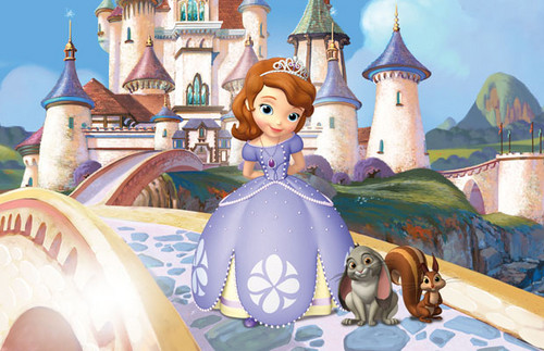 Sofia The First wallpaper entitled Sofia sofia the first 32258465 500 323