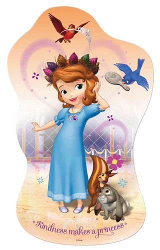 Sofia The First kertas dinding called Sofia