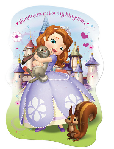 Sofia The First wallpaper entitled Sofia