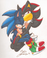Sonadow Cuddling  - sonadow photo