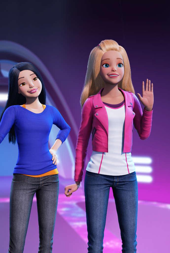 Spy Squad   Renee and Barbie