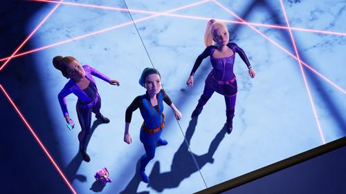Мультики о Барби Обои titled Spy Squad Still - Spies and Security