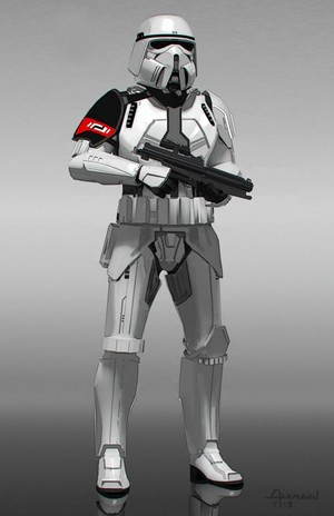 bituin Wars: The Force Awakens - Concept Art