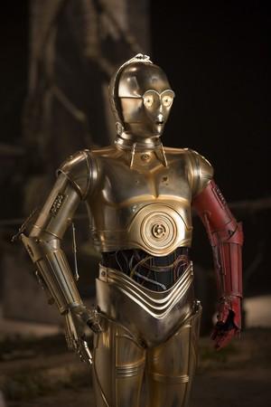 bintang Wars: The Force Awakens - Ultra Hi-Res Stills