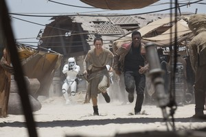 estrela Wars: The Force Awakens - Ultra Hi-Res Stills