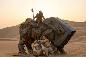 Star Wars: The Force Awakens - Ultra Hi-Res Stills