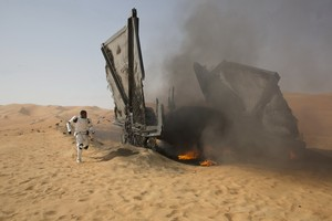 estrella Wars: The Force Awakens - Ultra Hi-Res Stills
